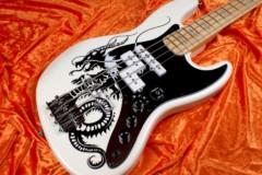 BITE Guitars Announces the Dragon Bass
