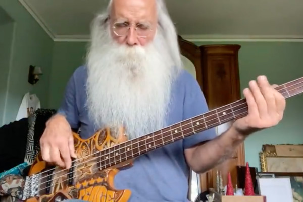 "Leland Sklar: ""Stratus"" Playthrough and Discussion"