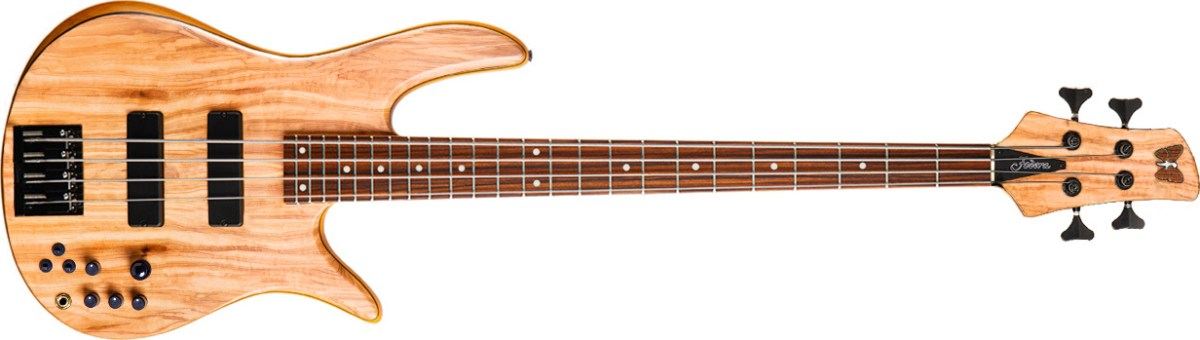 Fodera 37th Anniversary Monarch Deluxe Bass 4