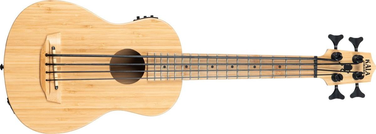 Kala Bamboo Fretted U-Bass