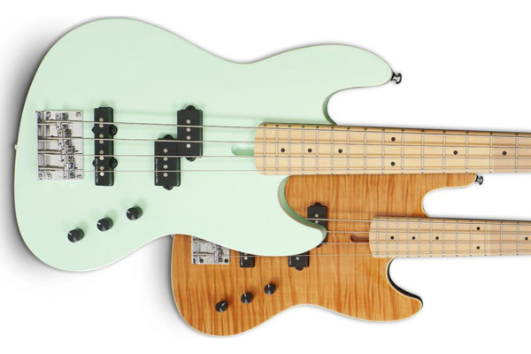 Sire Announces the U5 Passive Short Scale Bass