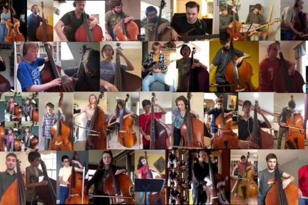 Richard Davis Foundation for Young Bassists Virtual Bass Orchestra: Azure
