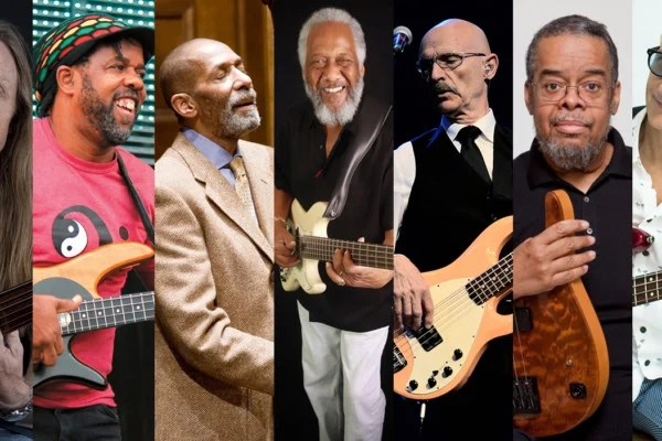 Steve Bailey and Victor Wooten to Host Free Webinar with Steve Gadd, Chuck Rainey, Ron Carter, Will Lee, Tony Levin, and Anthony Jackson