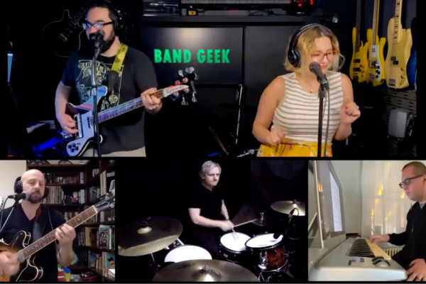 The Band Geeks: Roundabout