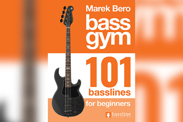 "Marek Bero Releases ""Bass Gym 101: Basslines for Beginners"""