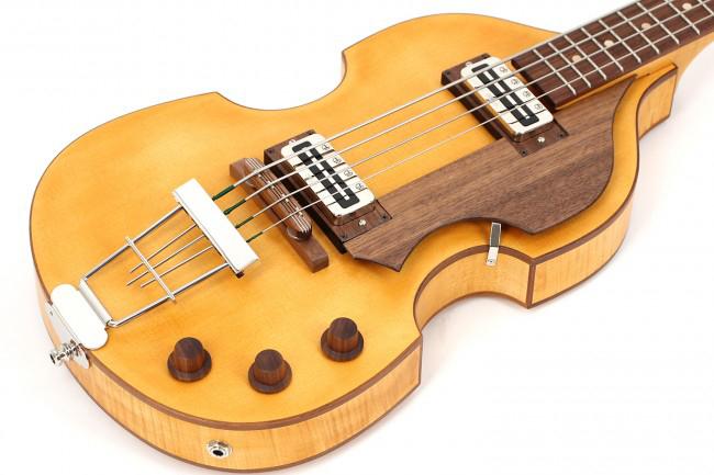 Bass of the Week: Hofner Green Line 500/1 Violin Bass