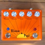 Spun Loud Effects Announces Blister & Peel Fuzz Drive V.2 Pedal