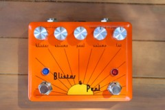 Spun Loud Effects Announces Blister & Peel Fuzz Drive V.2 Pedal