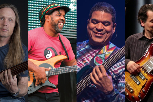 Steve Bailey and Victor Wooten to Host Free Webinar with Oteil Bubridge and John Patitucci