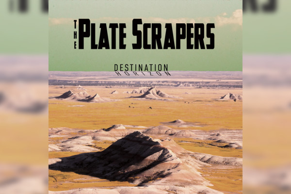 "The Plate Scrapers Release ""Destination Horizon"""