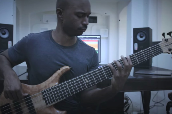 "Anthony Crawford: Bass Playthrough of Witherfall's ""We Are Nothing"""