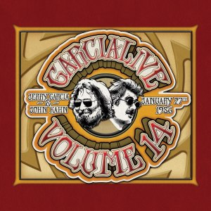GarciaLive Volume 14: January 27th, 1986 The Ritz