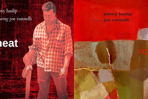 Jimmy Haslip Re-releases Two Solo Albums