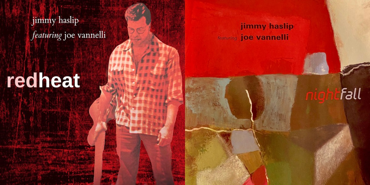 Jimmy Haslip: Red Heat and Nightfall