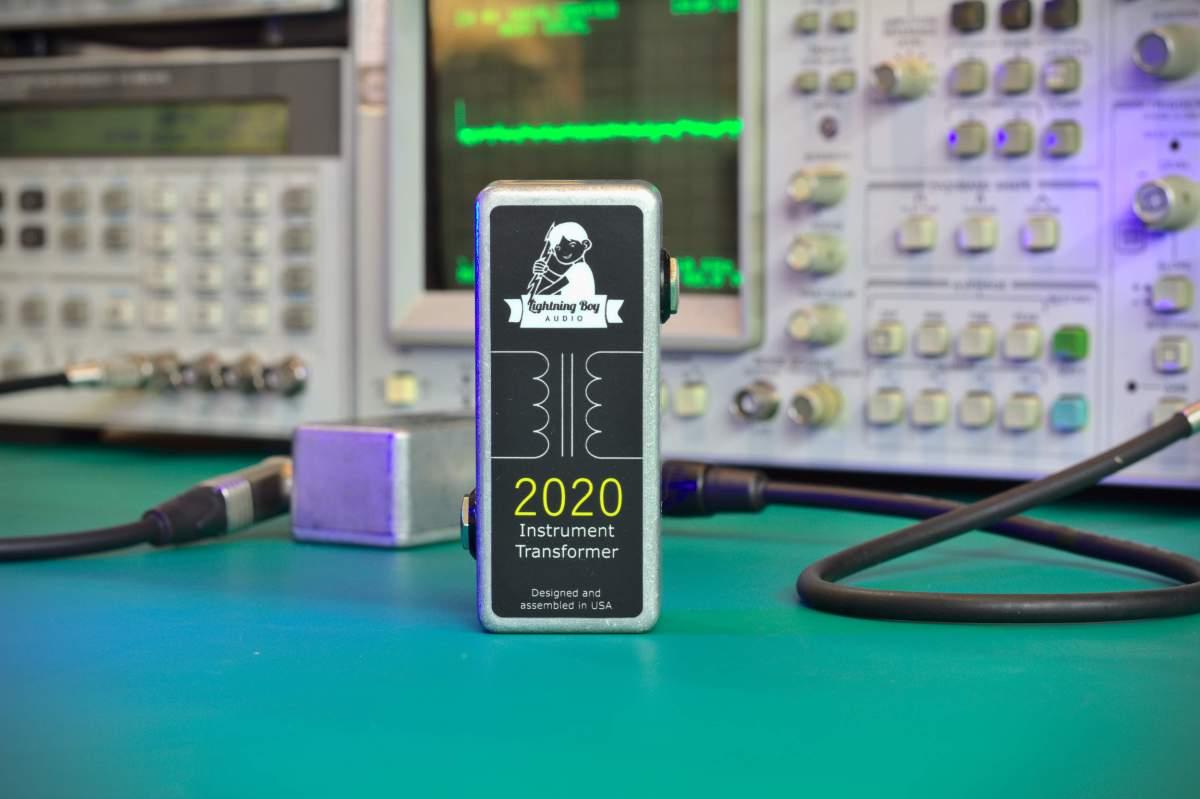 Lightning Boy Audio 2020 Instrument Transformer Pedal