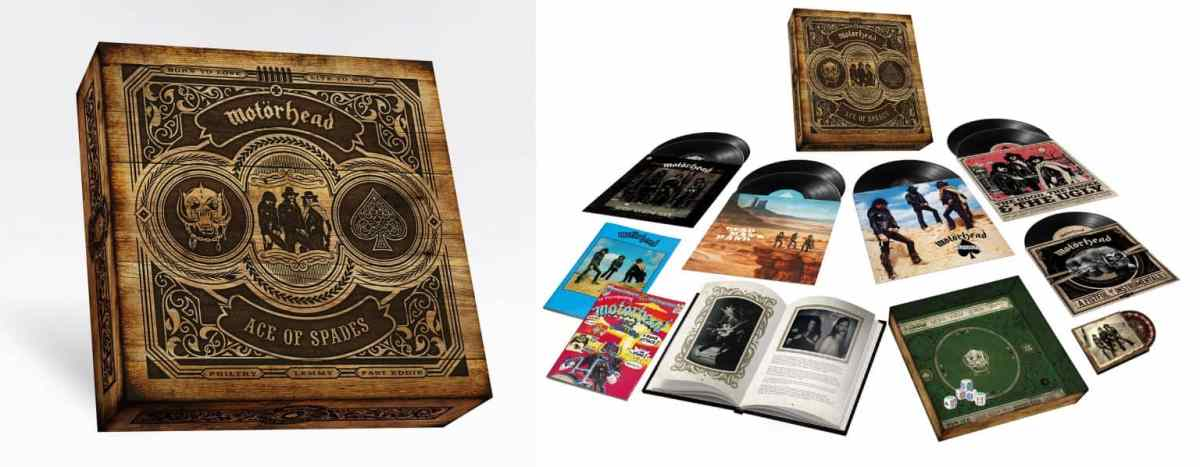 Motörhead: Ace of Spades 40th Anniversary Edition Box Set
