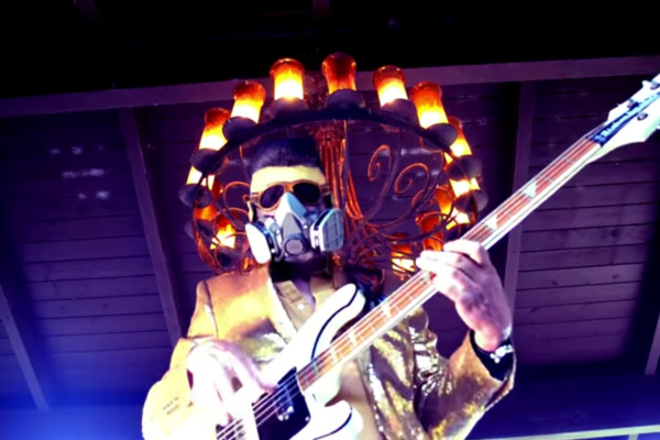 Les Claypool, Danny Carey, Bill Kelliher, Claudio Sanchez, Steve Brodsky: Anthem
