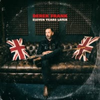 "Derek Frank Releases ""Eleven Years Later"""