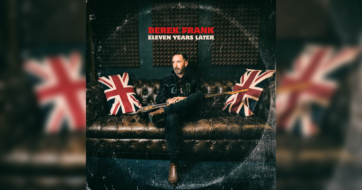 "Derek Frank Releases ""Eleven Years Later"""