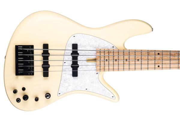 """Fodera Unveils """"Joey Standard Special"""" Bass"""