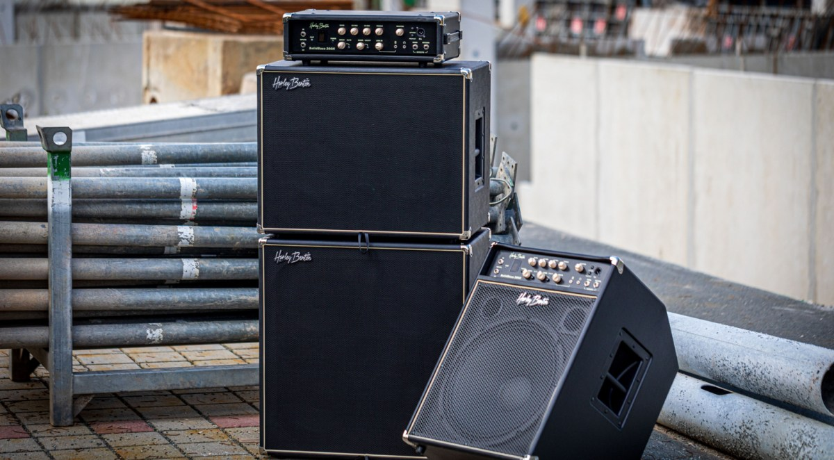 Harley Benton SolidBass Amp Series