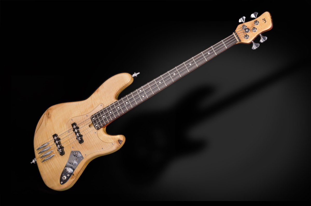 "Monkey Bassness No. 12 ""The Jazz Monkey"" Bass"