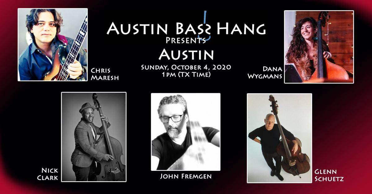 Austin Bass Hang Presents Austin