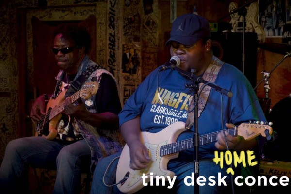 Kingfish and Paul Rogers: Tiny Desk (Home) Concert