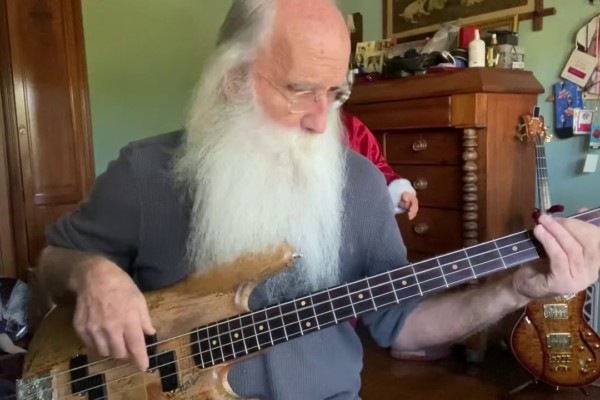 "Leland Sklar: ""Here I Am"" Playthrough and Discussion"