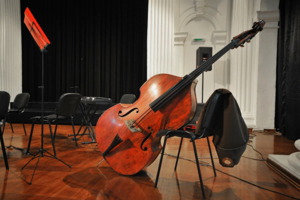 Recording Bass: Upright Bass For Classical and Rock Music