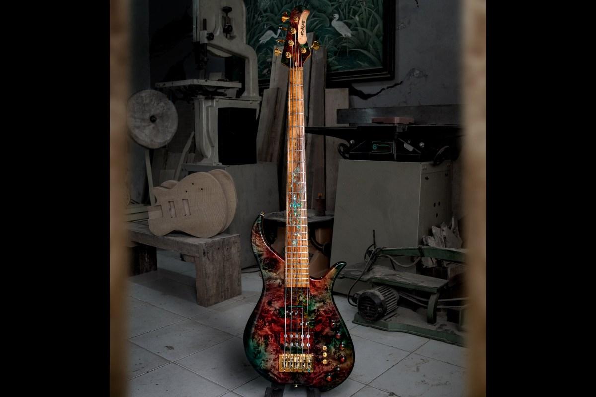Odieng Red Viper 5 Bass