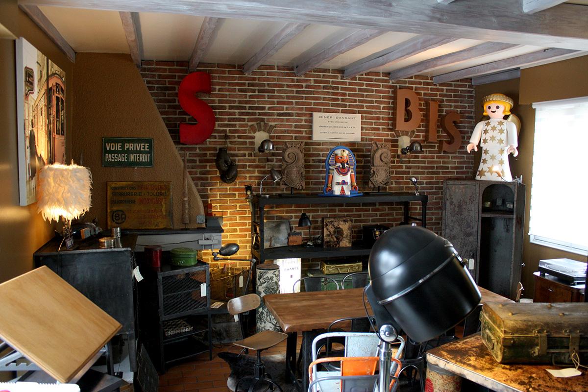 9 Boutiques De Mobilier Industriel Amp Antiquits
