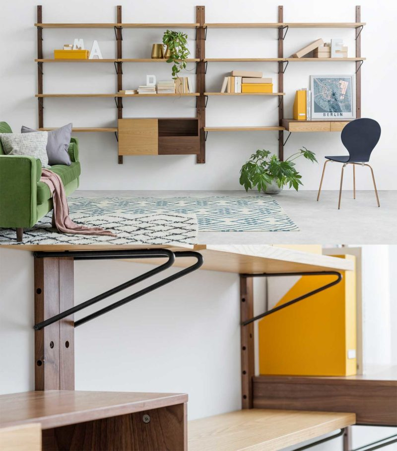 36 Idees D Etagere Et Bibliotheque Modulable