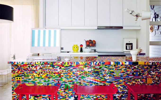 11 idees deco avec des lego