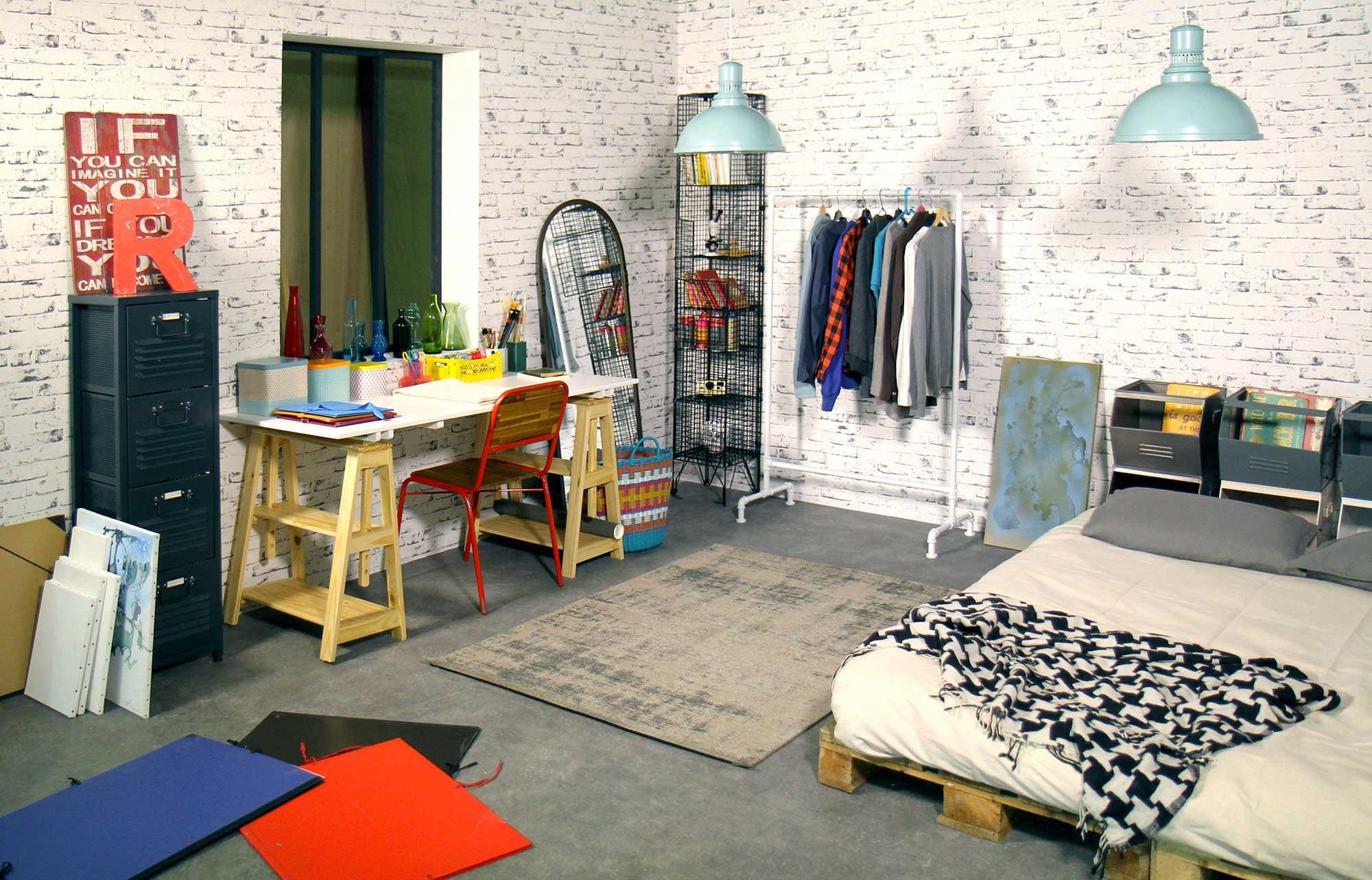 Chambre Atelier Dartiste Pour Dfi Dintrieurs