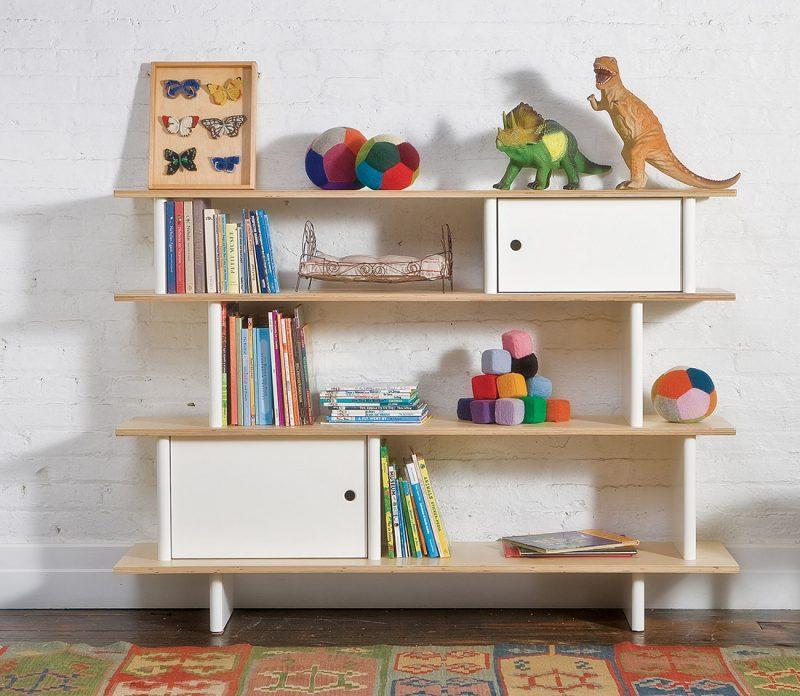 bibliotheques pour chambre d enfant