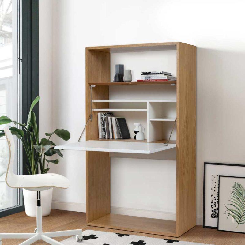 bureau mural rabattable 19 meubles