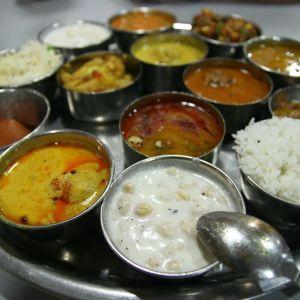 Thali au Chotiwalla