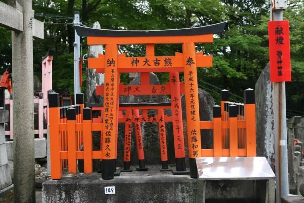Temple d'Inari