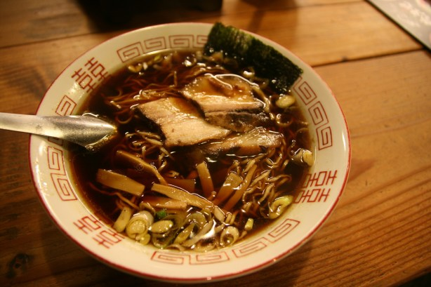 Takayama noodles
