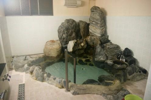 Baignoire commune