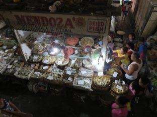 Marché de Legazpi