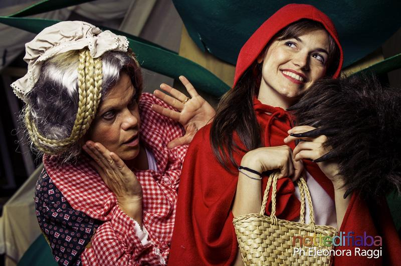 Cappuccetto Rosso Notte di Fiaba 2015