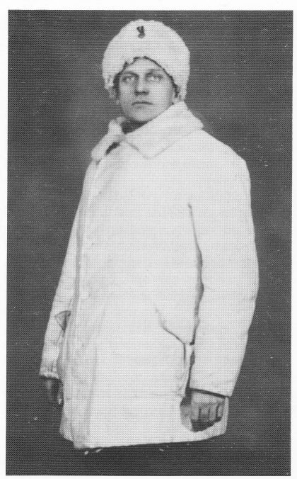 Jacob Jacobsen («Harry») var Finlands frivillig i 1939/1940, dernest grenselos i Østfold før han begynte med flyktningetransport.