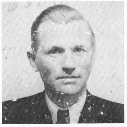 Ragnvald Stensholt, fotografert i Stockholm under krigen, var kjentmann på flyktningeruten.