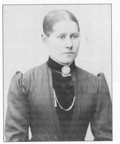 Mina Hanssen.