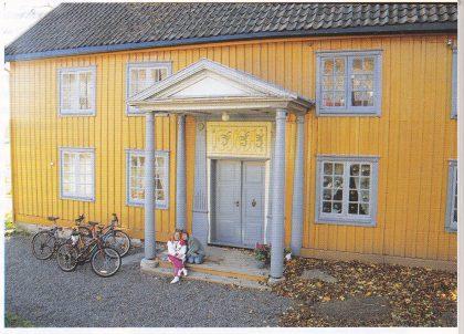 Agerup, inngangspartiet mot Øst. Foto: S. Hermansen.