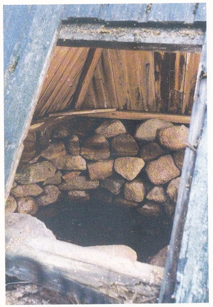 Olle i Føykåsveien. Den ble ble tidligere kalt Volløkkolla.