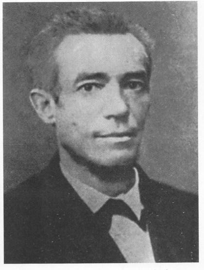 Jacob Melsom var Vinjes vert under forfatterens opphold i Tønsberg.