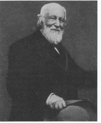 Kommandøren selv, Svend Foyn, skatteflyktet fra Tønsberg og ble Nøtterøys store skatteobjekt.